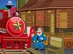 Gioco Fuga dalla Locomotiva