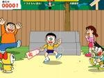 Gioca gratis a Badminton Doraemon