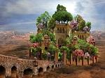 Gioca gratis a I giardini di Babilonia