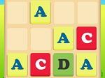 Gioca gratis a 4096 Alphabet
