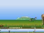 Gioca gratis a YetiSports 5 Flamingo Drive